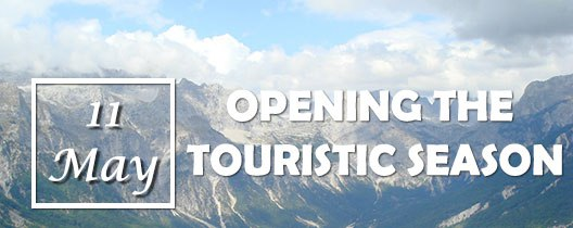 Opening the touristic season in theth albania