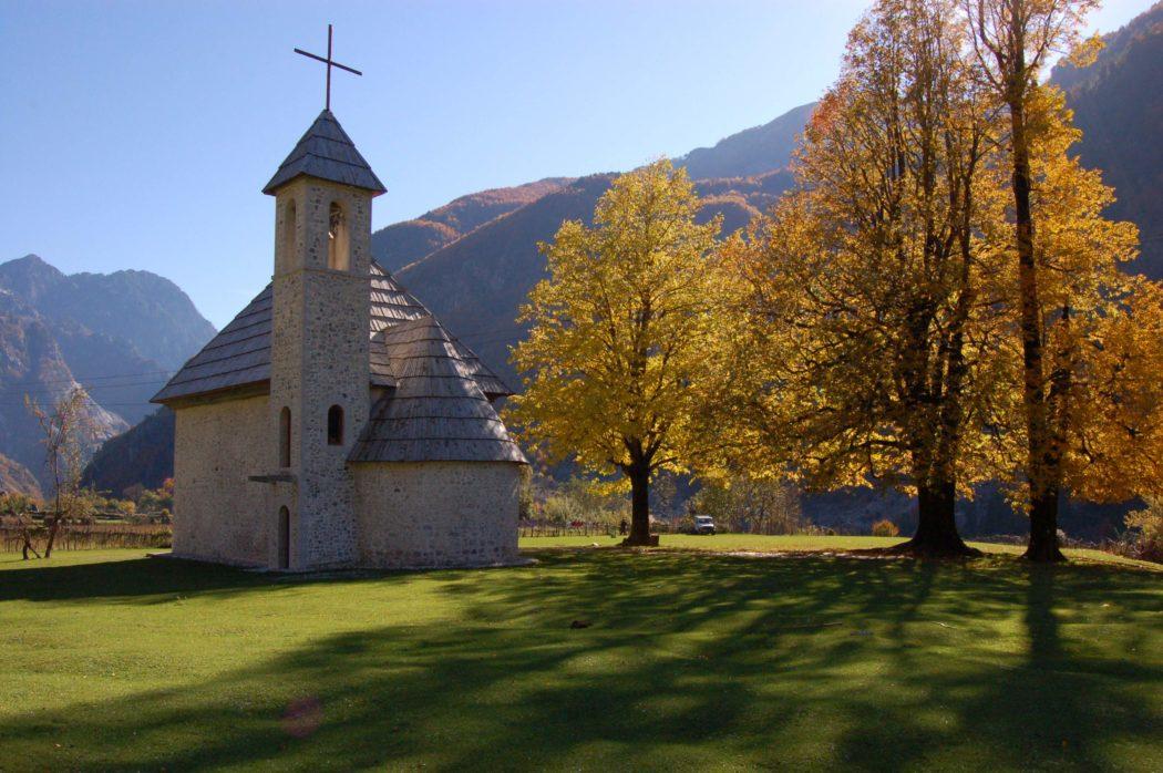 Church-of-Theth-Albania - Villa Gjecaj Theth